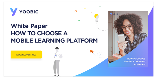 CTA - White Paper How to Choose Mobile Learning Platform