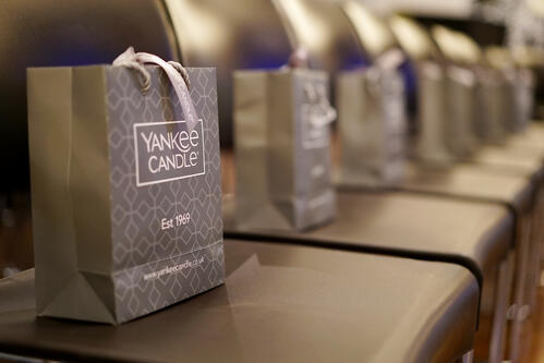 YOOBIC Retail Innovation Breakfast with Yankee Candle