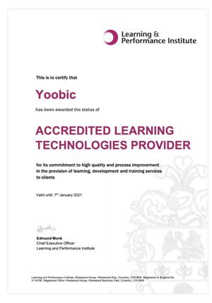 YOOBIC-LPI-Accreditation