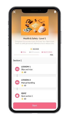 health-safety-course-iphone-microlearning