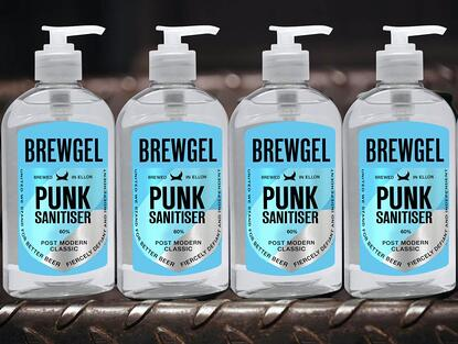 Punk Sanitizer Brewdog