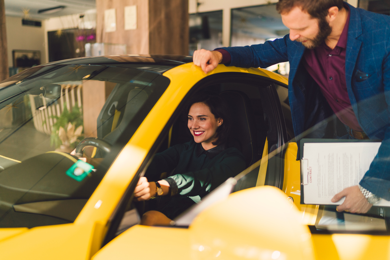 automotive-buying-yellow-car